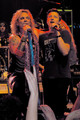 Jeremy Renner Performs with Steel Panther - 2010