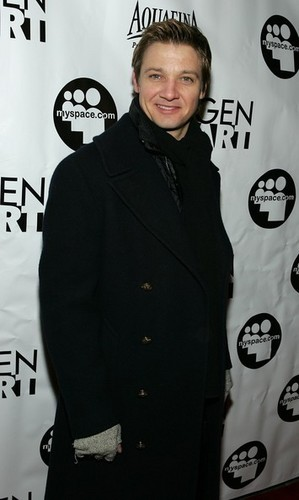 Jeremy @ Sundance Celebration - 2006