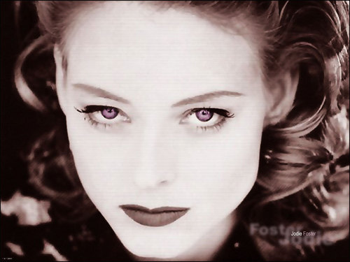 atrizes wallpaper containing a portrait called Jodie Foster