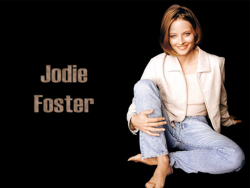 jodie foster fondo de pantalla containing a well dressed person entitled Jodie