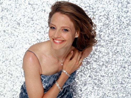 Jodie Foster Hintergrund called Jodie