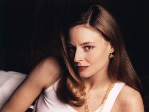 Jodie Foster wallpaper containing a portrait entitled Jodie