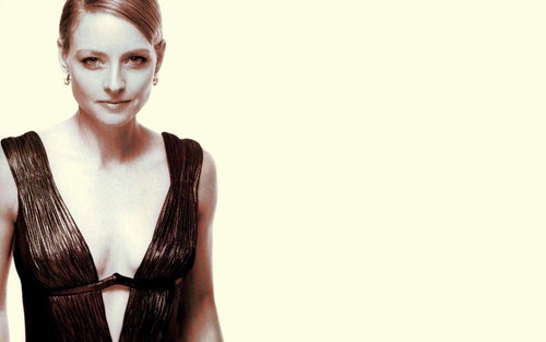 Jodie Foster wallpaper possibly with a portrait titled Jodie