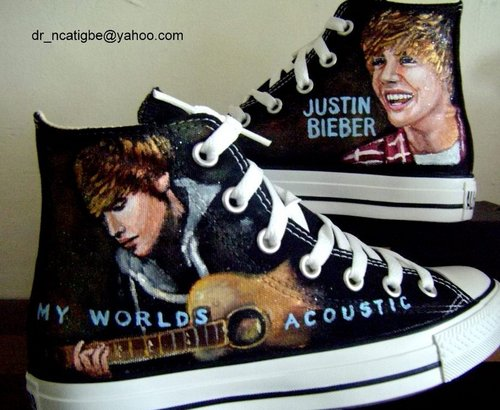 Justin Bieber Shoes