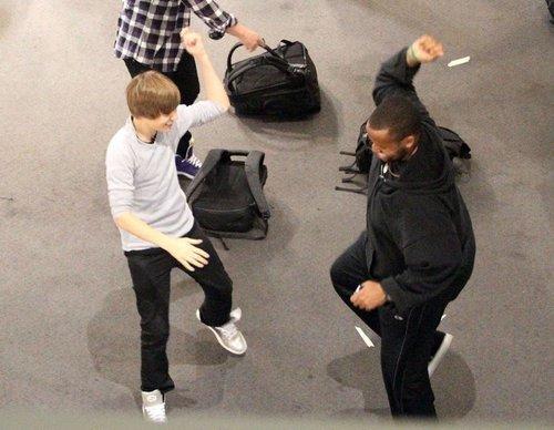 Justin & Kenny