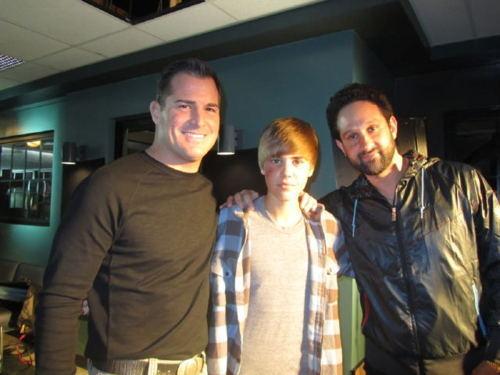 Justin Making a New CSI - Scena del crimine episode!