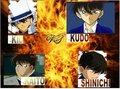 Kaito vs Conan/Kudo