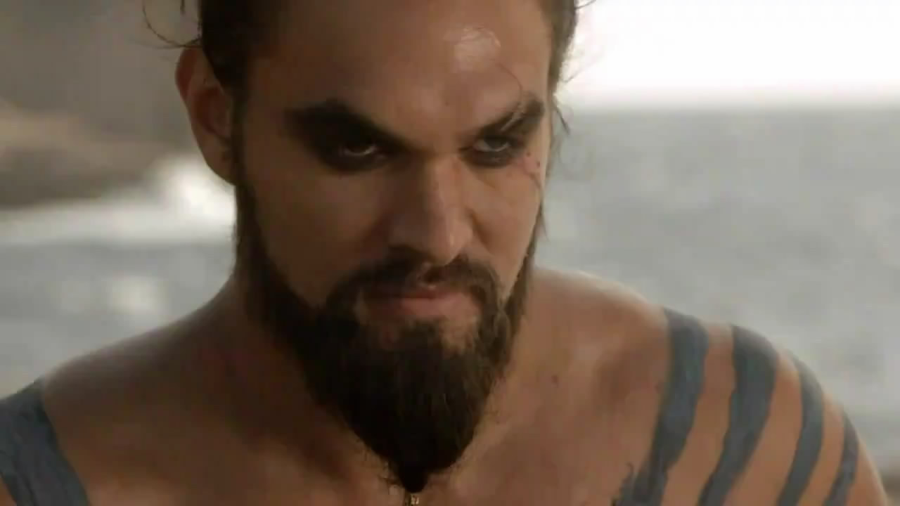 game of thrones drogo the dragon