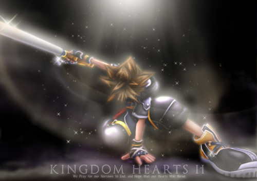 Kingdom Kearts Sora
