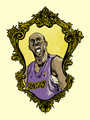Kobe Bryant Art Print - los-angeles-lakers fan art