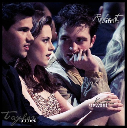 Kristen, Taylor & Robert.