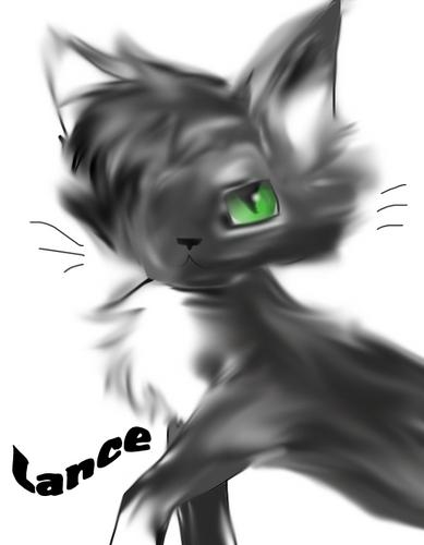 Lance!