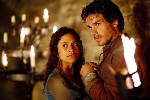 Lancelot and Gwen
