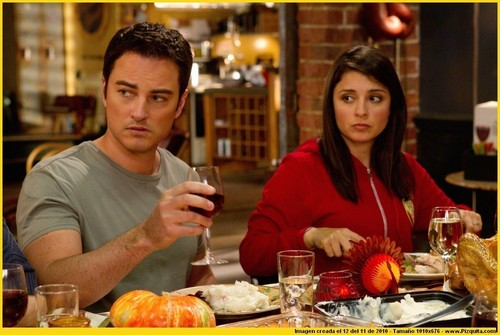 Life Unexpected - Episode 2.10 - Thanks Ungiven - Promotional تصاویر