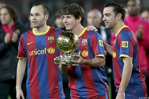 Lionel Messi (Barcelona - Betis)