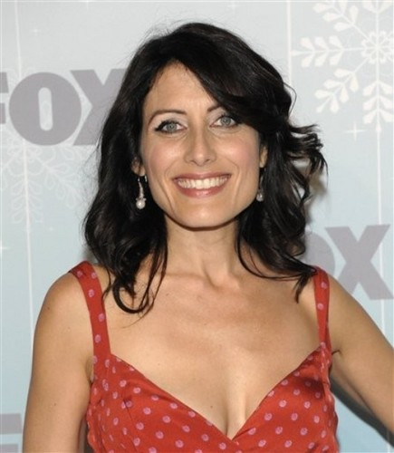 Lisa Edelstein @ the 2011 zorro, fox All-Stars TCA Party