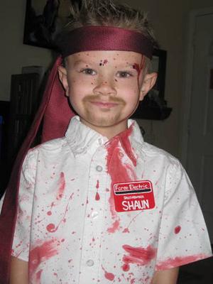 Little Shaun :D