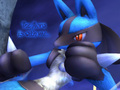 Lucario - pokemon-aura-guardians wallpaper
