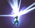 Lucario's Ultimate Aura Release - pokemon-aura-guardians photo