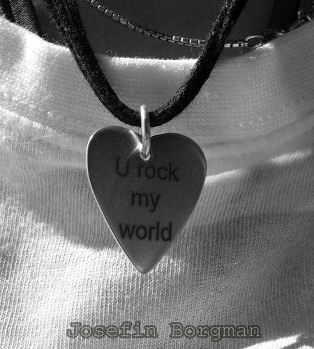 MJ, you rock my world