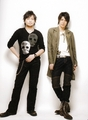 Mamoru and Yuuichi