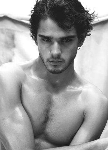 Marlon Teixeira - male-models Photo