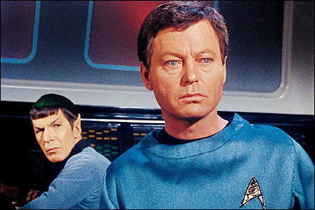 McCoy and Spock