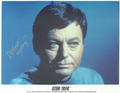 McCoy - Signed Photograph - leonard-bones-mccoy fan art