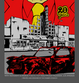 Megadeth Rock Poster