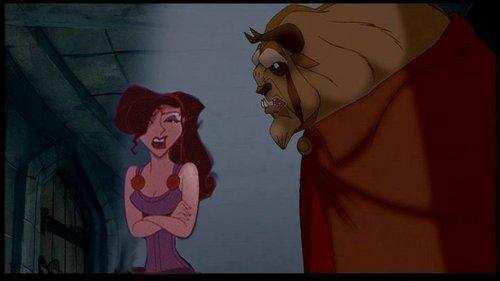 Megara and The Beast