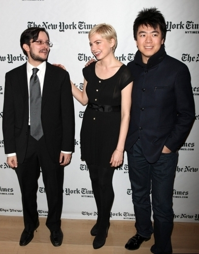 Michelle Williams - 10th Annual New York Times Arts & Leisure Weekend