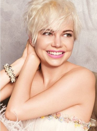 "Michelle Williams for ""Marie Claire"" (2011)"