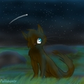 Moonlight on Heathertail - phineasfangirl fan art