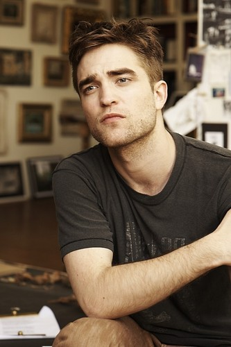 More Outtakes Of Robert Pattinson!