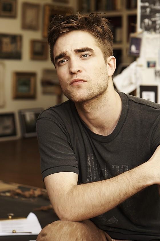 更多 Outtakes Of Robert Pattinson!