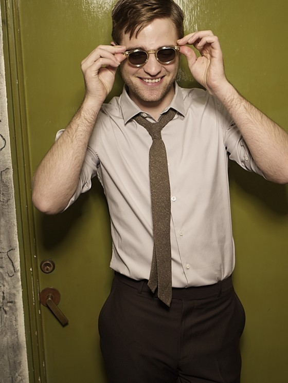 еще Outtakes Of Robert Pattinson!