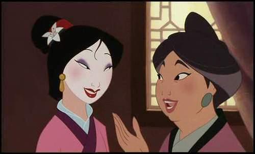 Mulan & Mum