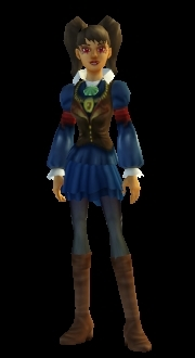 My Free Realms Character