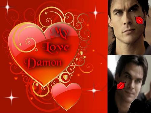 My amor Damon