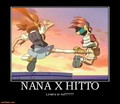 NANA X HITTO