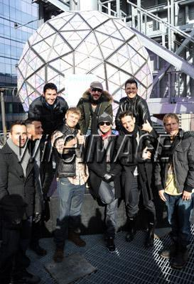 NKOTBSB ~ New Years Eve