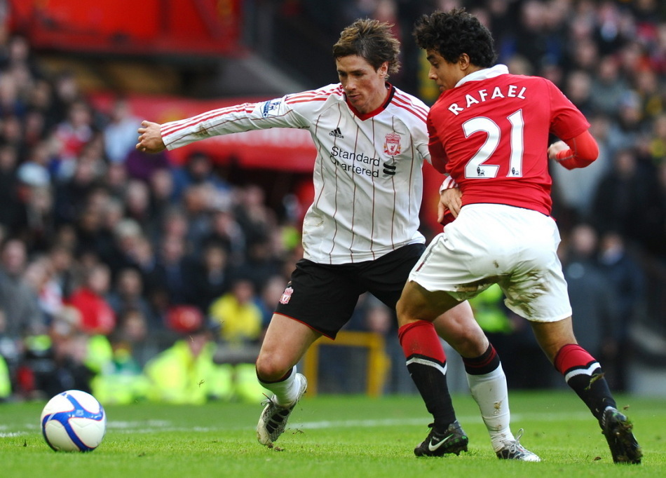 Nando - Liverpool(0) vs Manchester United(1)