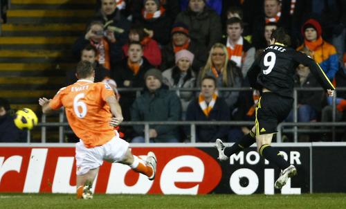 Nando - Liverpool(1) vs Blackburn(2)