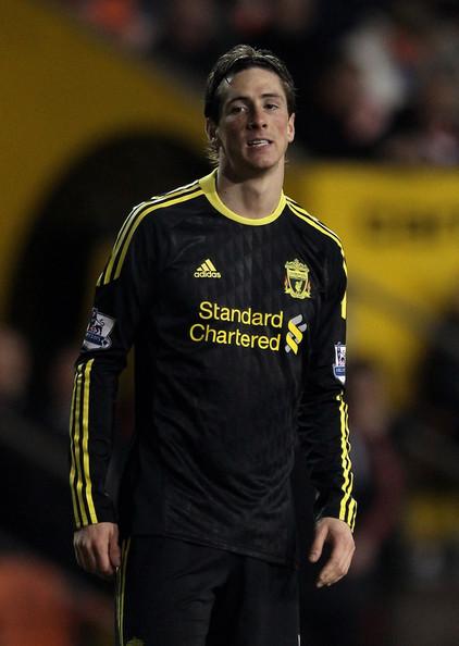 Nando - Liverpool(1) vs Blackburn(2) - Fernando Torres ...
