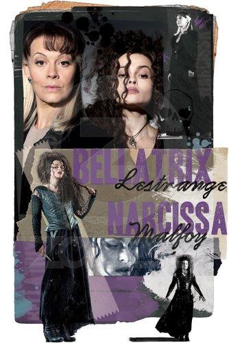 Narcissa & Bellatrix DH