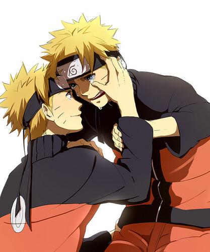 Uzumaki Naruto (Shippuuden) Hintergrund titled Naruto Uzumaki
