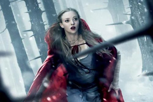 New Promotional foto and Poster for 'Red Riding Hood' [2011]