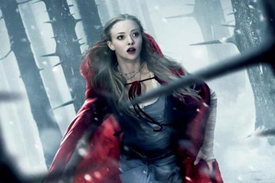 New Promotional Photo and Poster for'Red Riding Hood' 2011