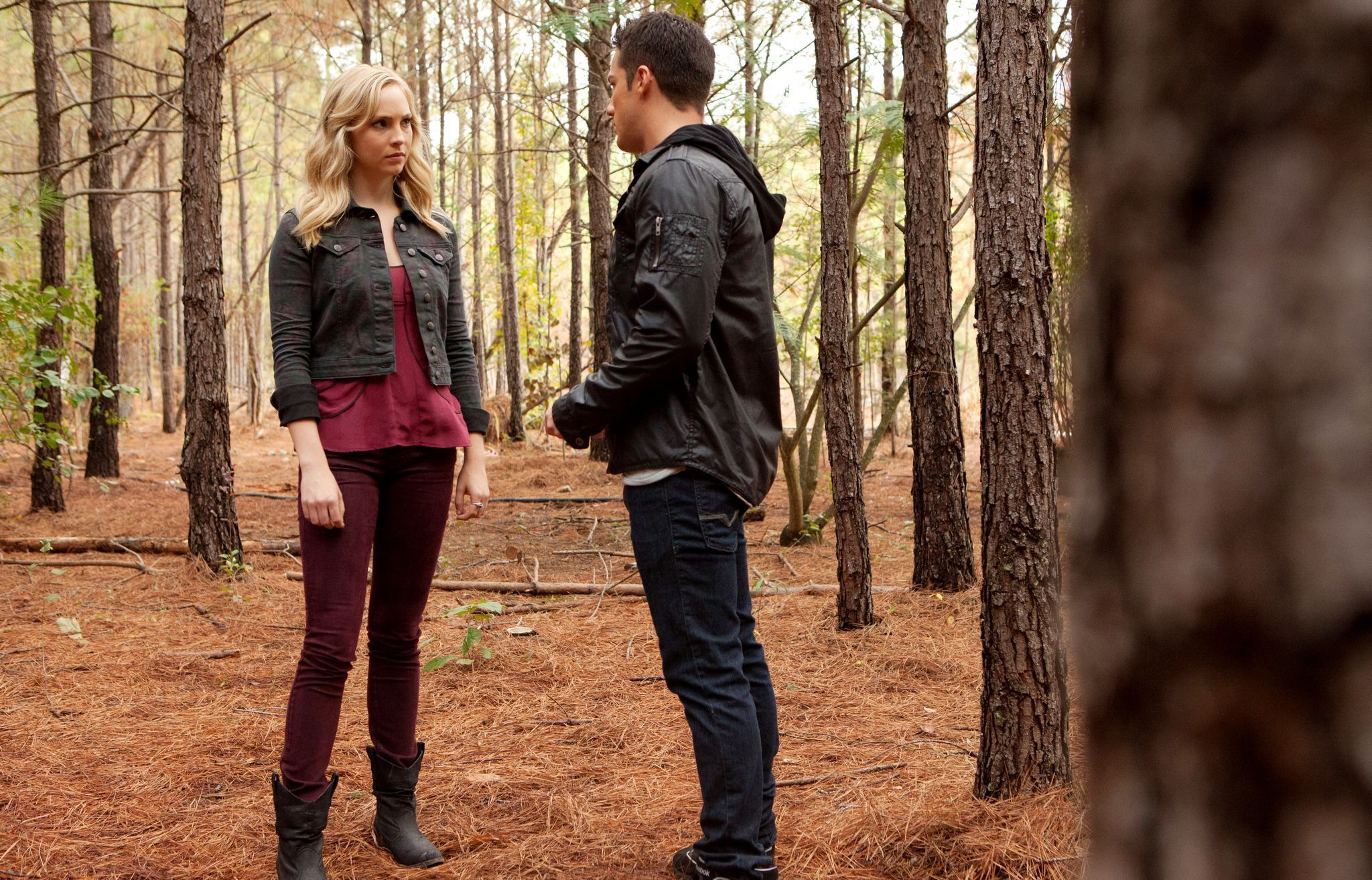 New Still From The Vampire Diaries 2.10 – 'The Sacrifice' (HQ)