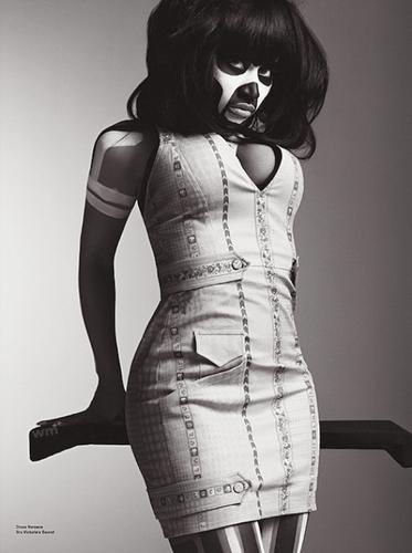 Nicki in V Magazine (Spring 2011)